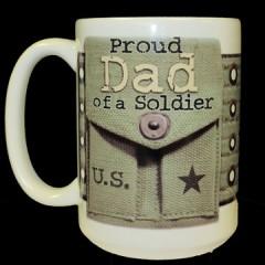 Proud Dad Cup